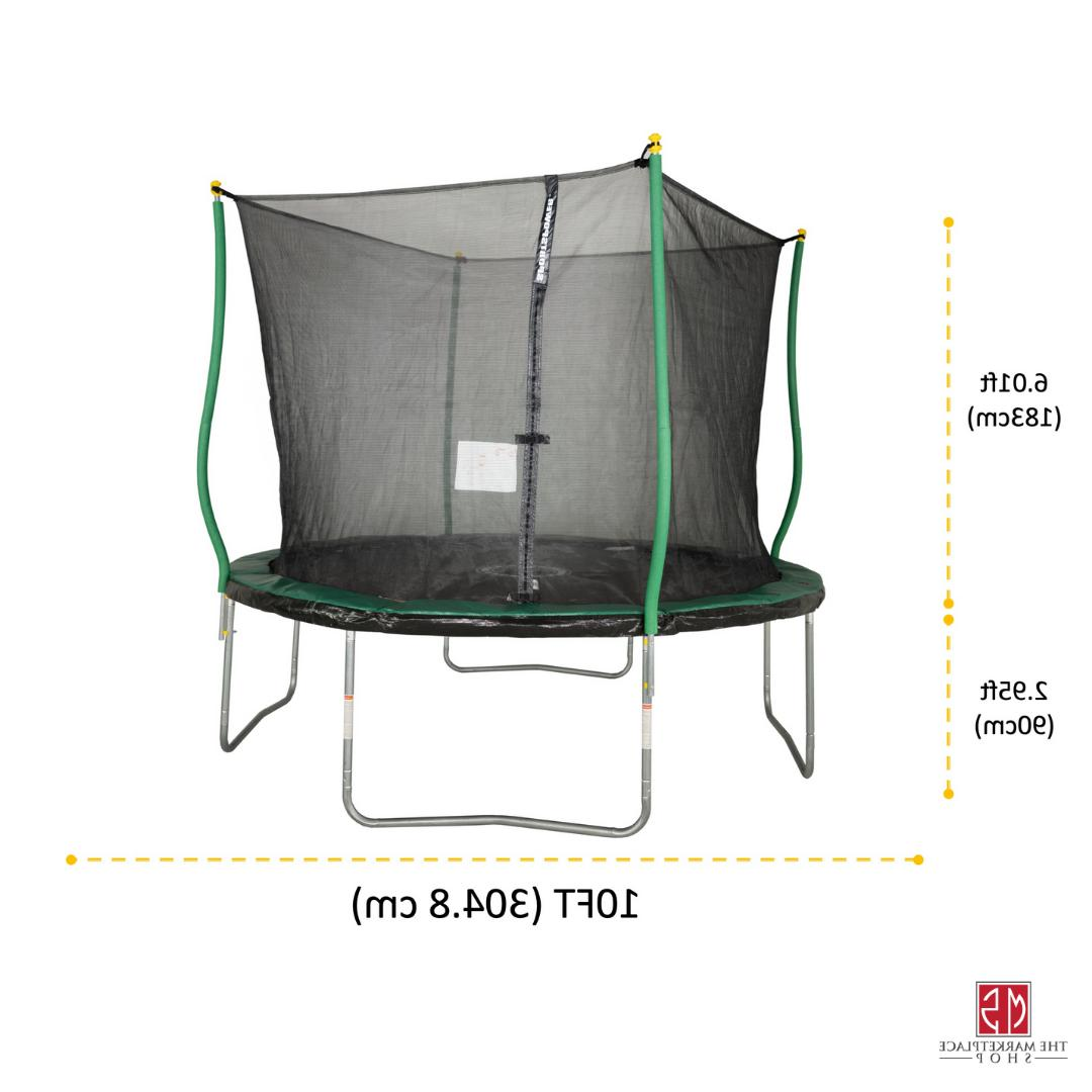 10 Ft. Enclosure And Light Zone Green And Outdoor