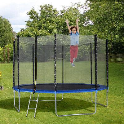 12FT Bounce Safety Enclosure Net