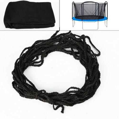 14FT Round Trampoline Jump Safety + Fixing