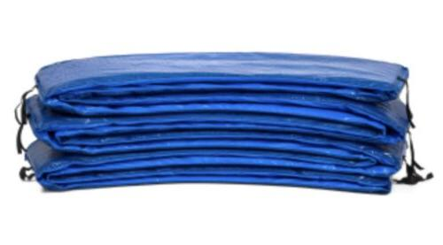12ft Trampoline Safety Pad Spring Thick Padding Blue