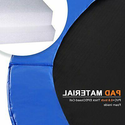 Exacme Trampoline Safety Enclosure Net, Blue