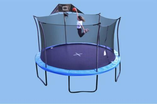 ‼️Propel 14' Trampolines W/ Basketball And Enclosure‼️