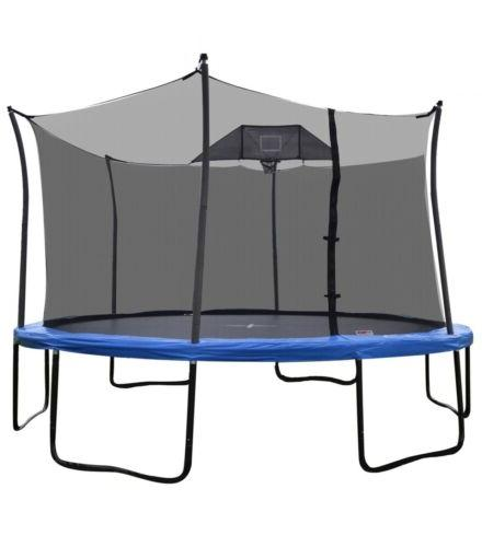‼️Propel 14' Trampolines W/ Basketball And