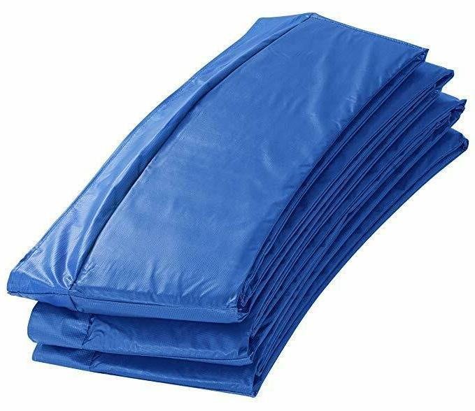 BOUNCE PRO 8FT TRAMPOLINE SPRING COVER, BLUE