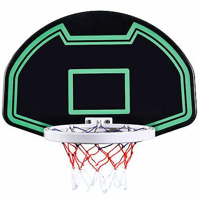 Merax Basketball Hoop Green