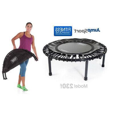 JumpSport 230f Folding Fitness Mini Trampoline