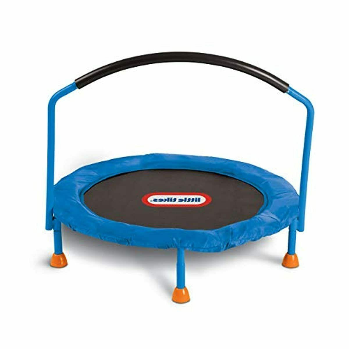 3 feet mini trampoline plastic and metal