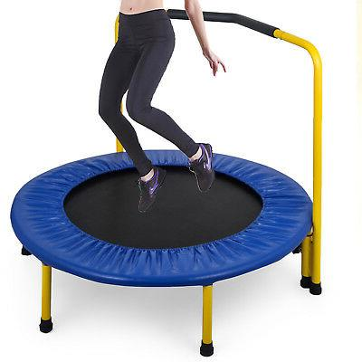 36 Mini Trampoline Jump Yoga Exercise Rebounder
