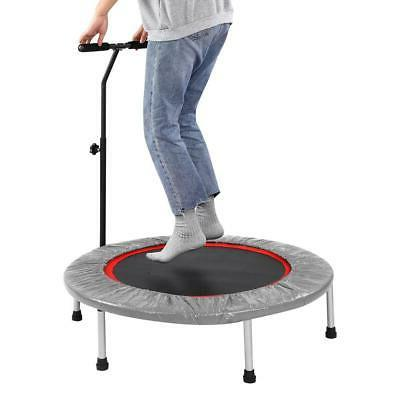 38 inch Folding Trampoline Fitness Rebounder Bed Adults Kids
