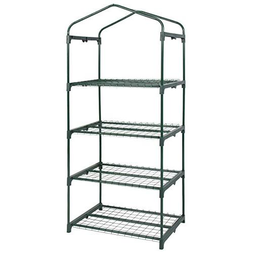 """Best Choice Products 4 Tier Mini Green House, 27"""" 63"""""""