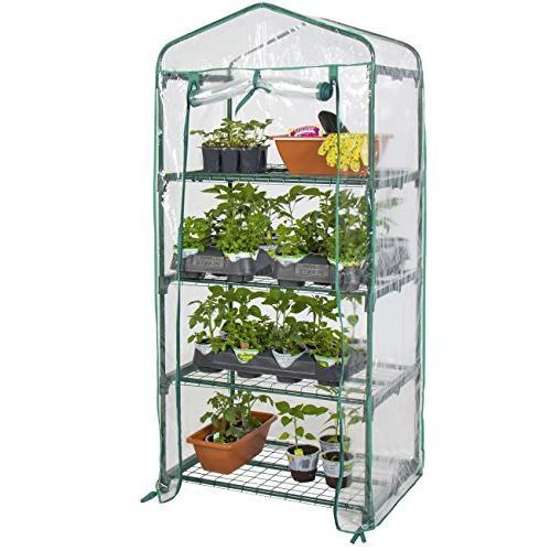 4 tier mini green house