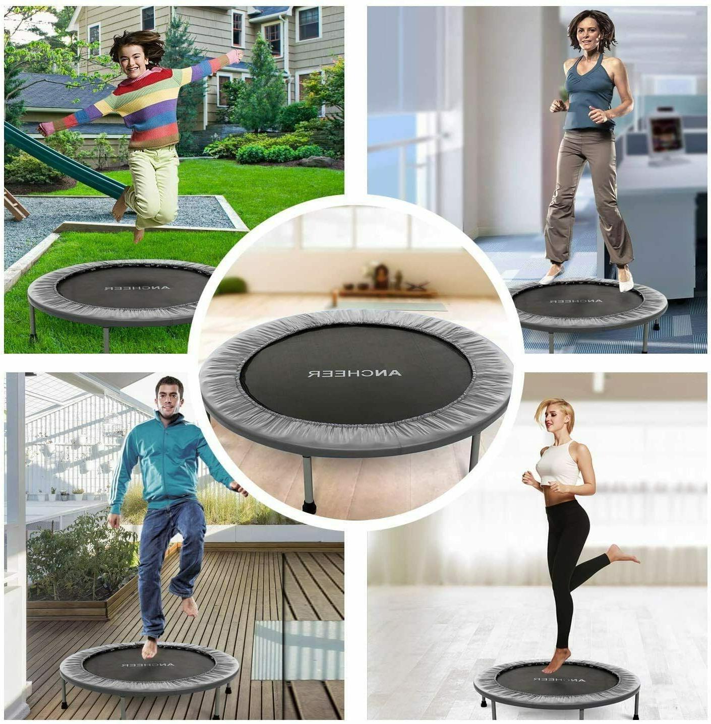 """40"""" Fitness Rebounder Enhanced Springs"""