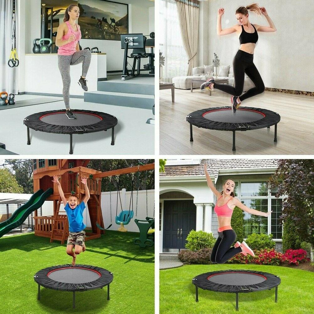 40'' Mini Home Gym Exercise Rebounder for Adults