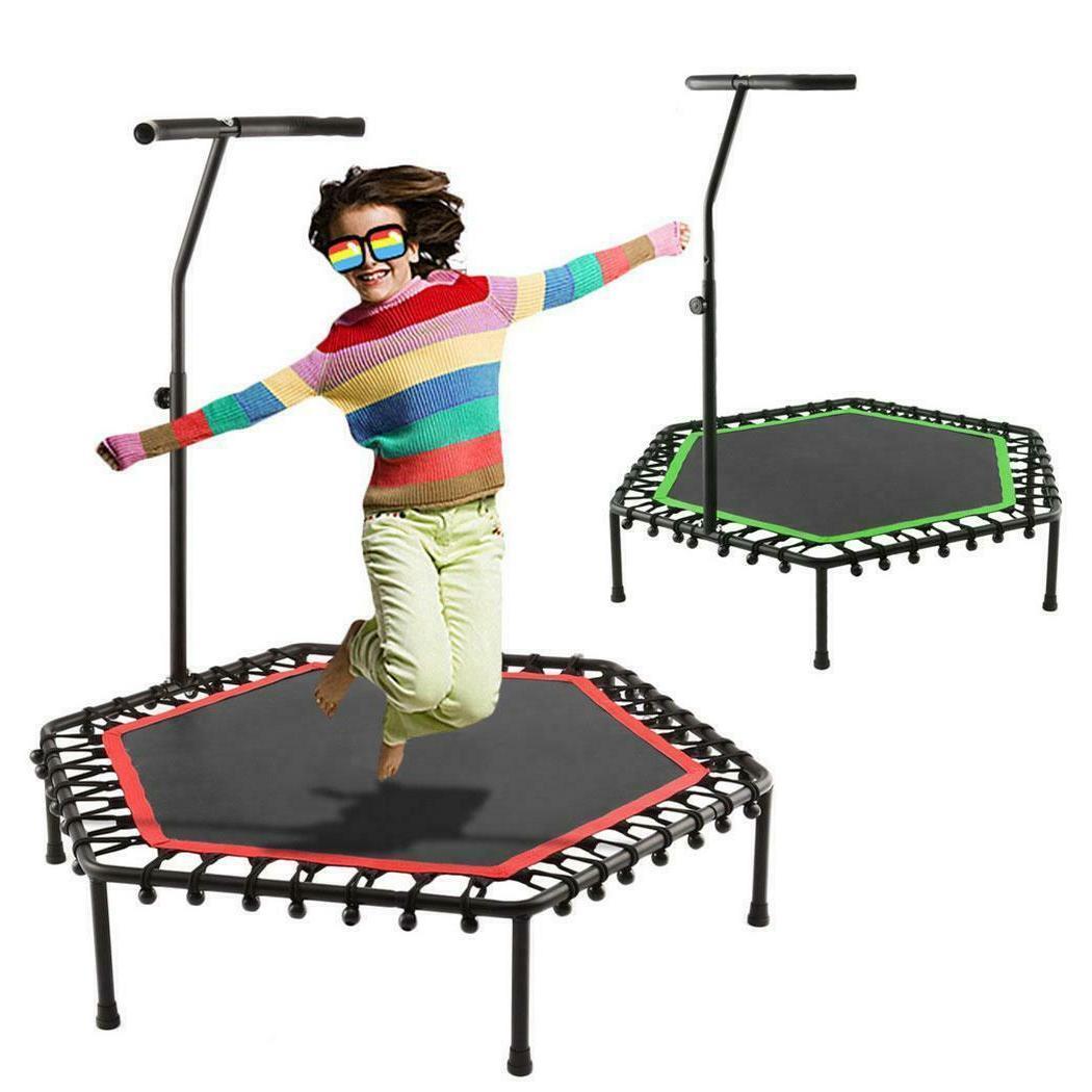 Mini Fitness Trampoline Lose Jump Power Gym