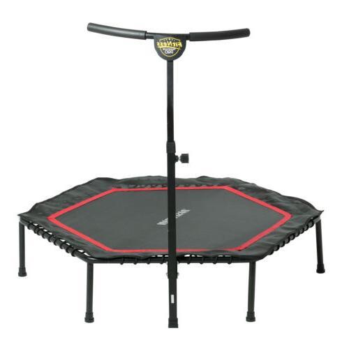 48ft Trampoline Workout Indoor Outdoor