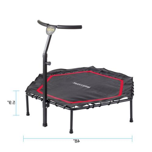 48ft Foldable Trampoline Exercise Indoor