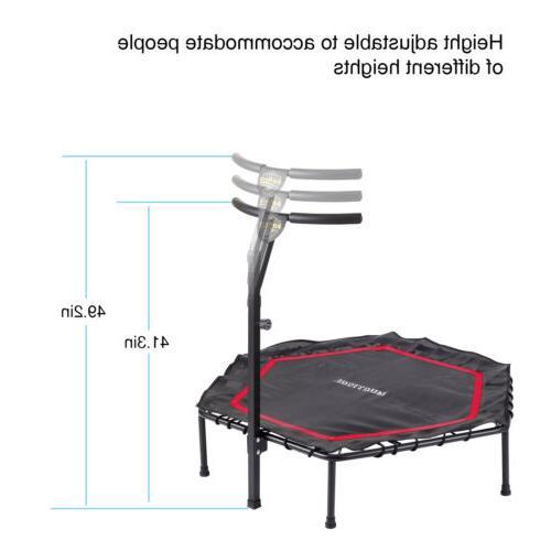 48ft Trampoline Rebounder Workout Indoor