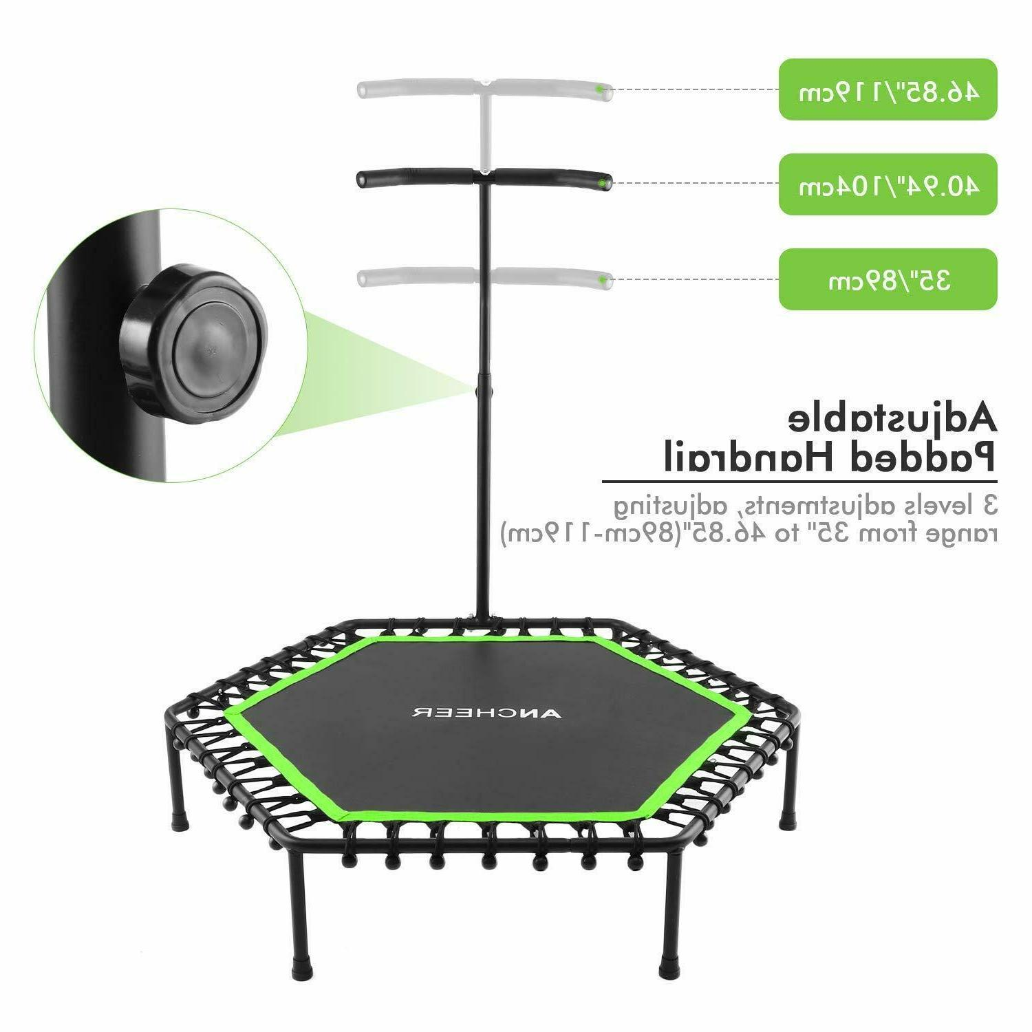 ANCHEER Silent Rebounder with for &
