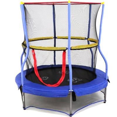 55 inch bounce n learn trampoline