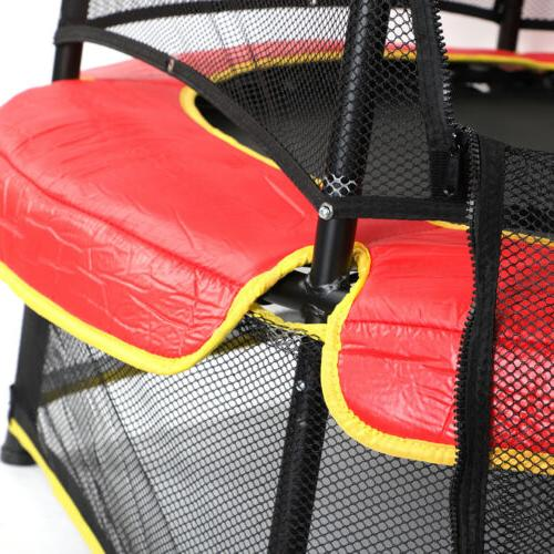 """55"""" Kids with Enclosure Rebounder Exercise"""