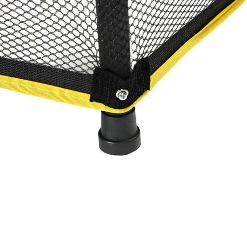 """55"""" Round with Safety Pad Rebounder Outdoor Exercise"""
