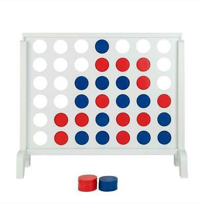 giant 4 in a row board game
