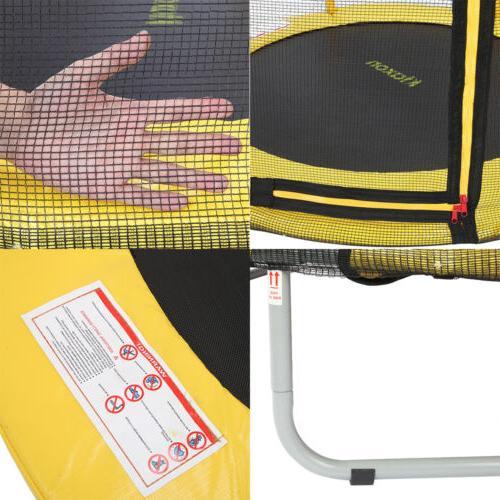 "60"" Kids Jumper Enclosure, Net Pad"