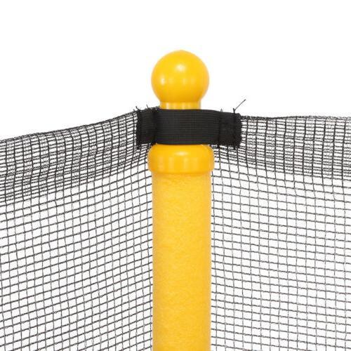 "60"" Trampoline Kids Bounce Enclosure, Net Pad"