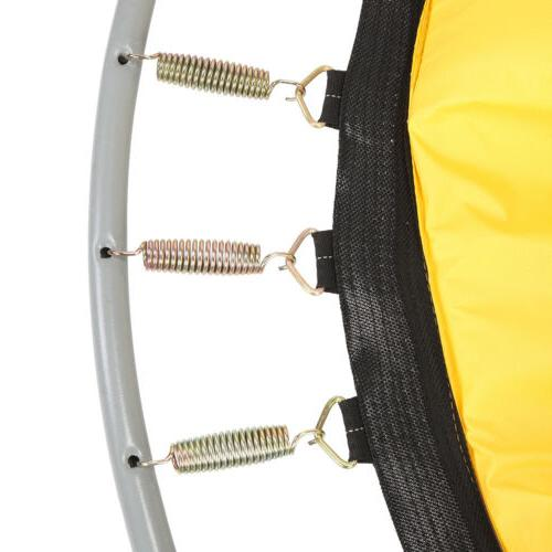Kids Indoor Trampoline Mini Bouncer Safety Play