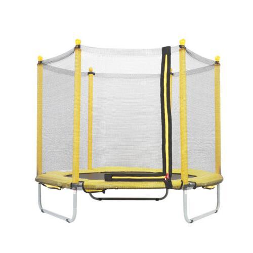 60 round trampoline 5ft kids bounce jumper