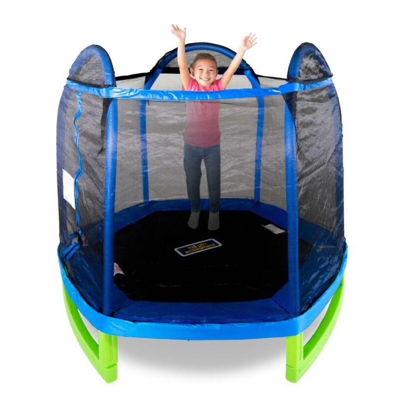 Bounce Pro 7-Foot My First Trampoline Hexagon
