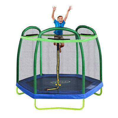 Clevr Bounce Net W/ Spring Outdoor