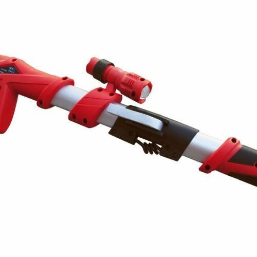 ALEKO 710W Adjustable Drywall Vacuum And LED Light