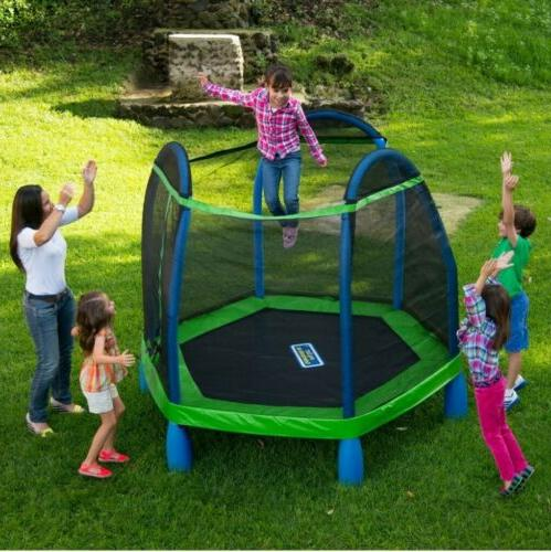7ft My First Trampoline- FREE SHIPPING + BRAND NEW