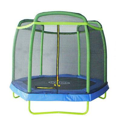 Clevr 7 Ft. Bounce Safety Net W/ Outdoor