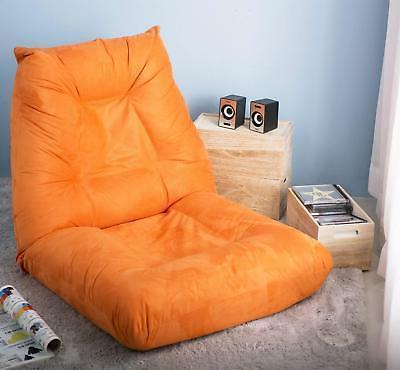 Merax Adjustable 5-Position Floor Chair Folding Lazy Sofa Fl