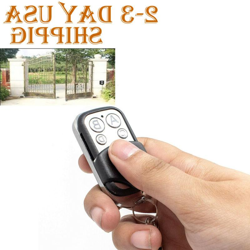 ALEKO LM122 Remote Control Transmitter for Gate Openers