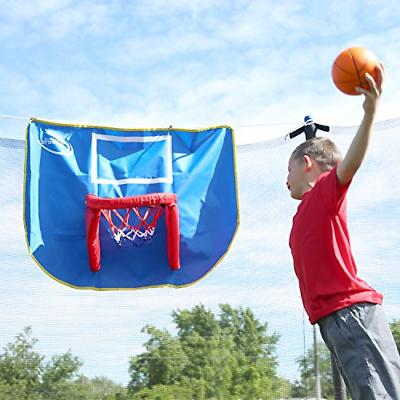 Skywalker Trampolines basketball and Trampoline Accessory