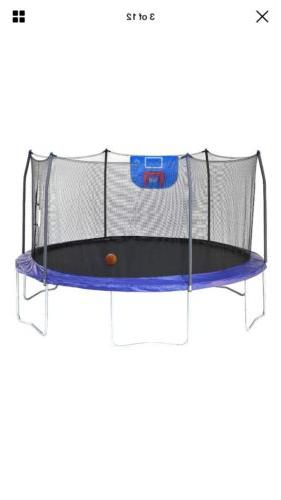 Skywalker Basketball & Ball Trampoline Accessory Toy