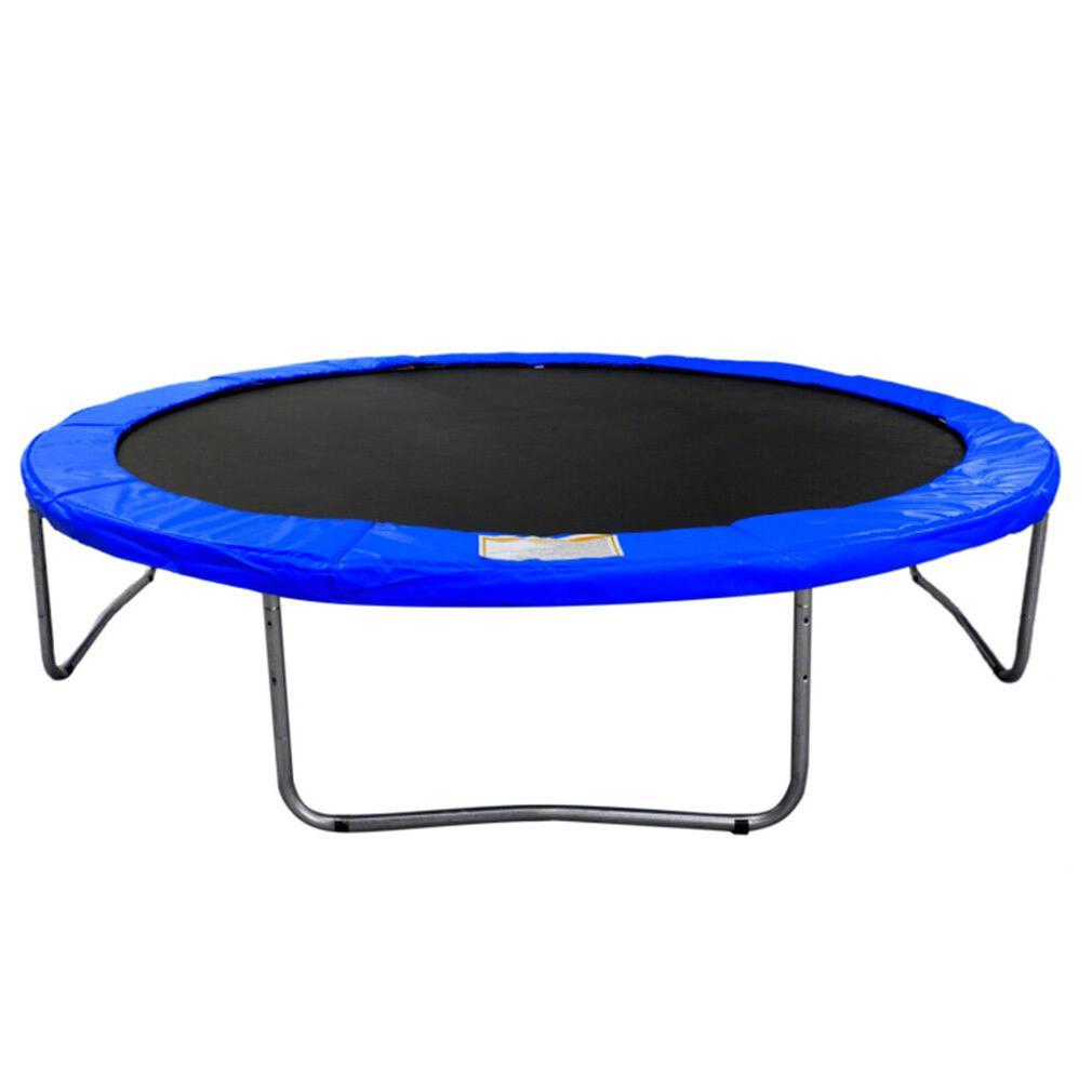 Blue, ft Trampoline Enclosure, Frame Safe