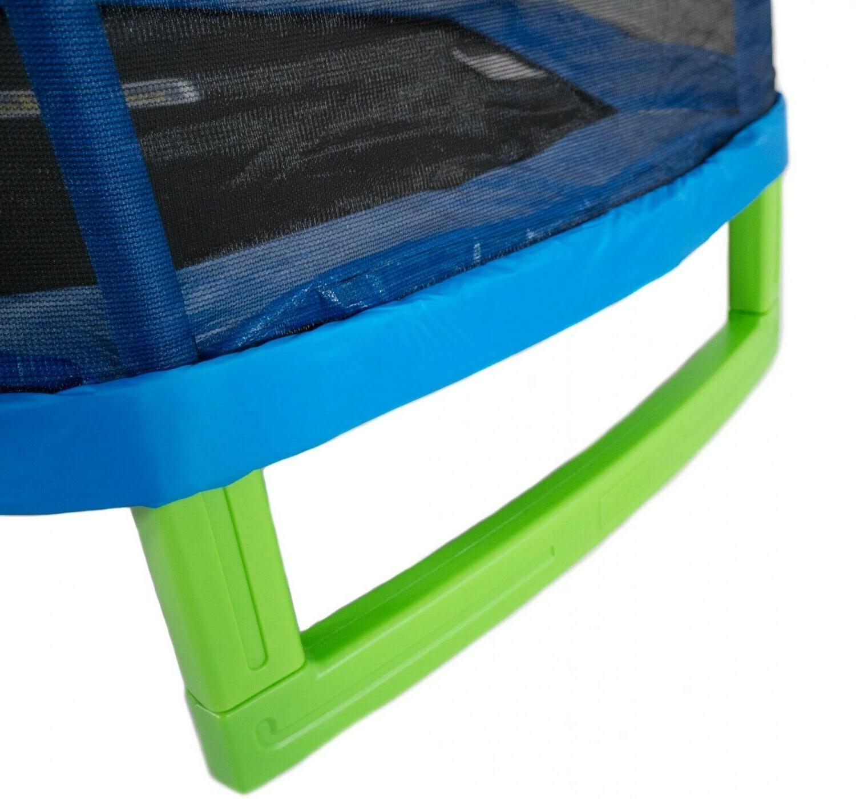 Bounce Pro 7-Foot My First Hexagon Kids, Blue/Green