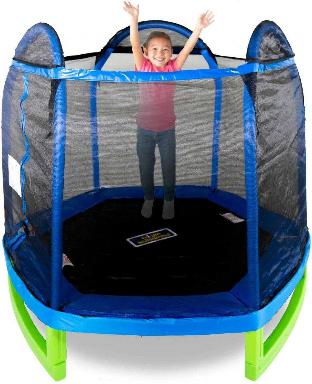 Bounce Pro First Kids, Blue/Green