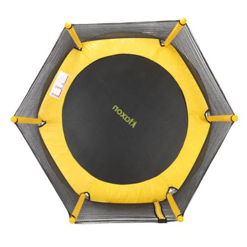 Out/Indoor Jumping Kids Exercise Pad Enclosure