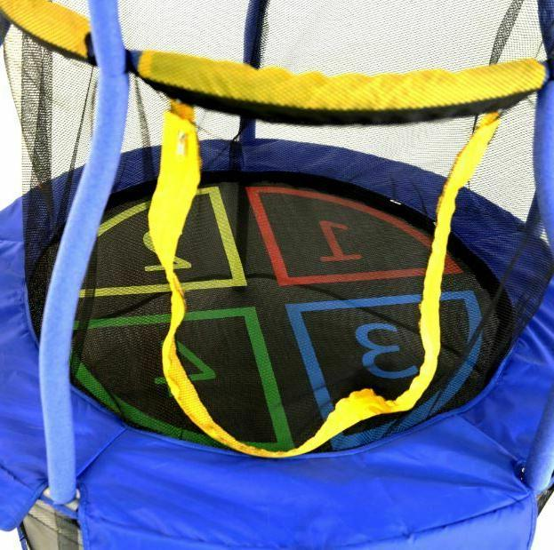 Trampoline Enclosure Jump Exercise Indoor