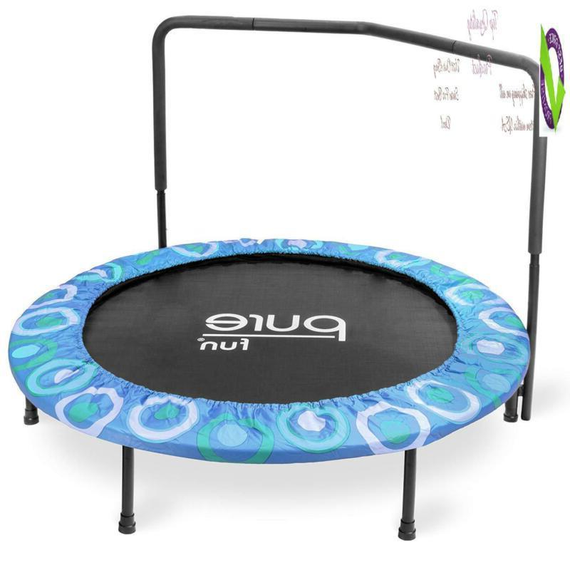 e fun super jumper kids trampoline