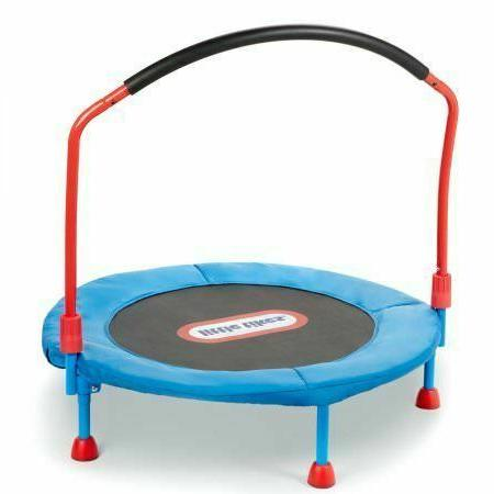 easy 3 feet trampoline with handle