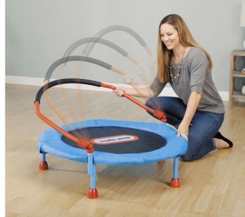 little tikes easy 3-foot trampoline Kids Bouncer