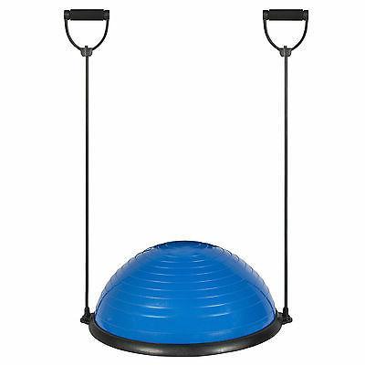 Exercise Blue Balance Trainer Resistance Bands Pump