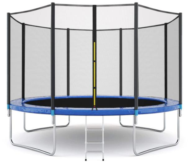 free shipping 12ft big bounce trampoline