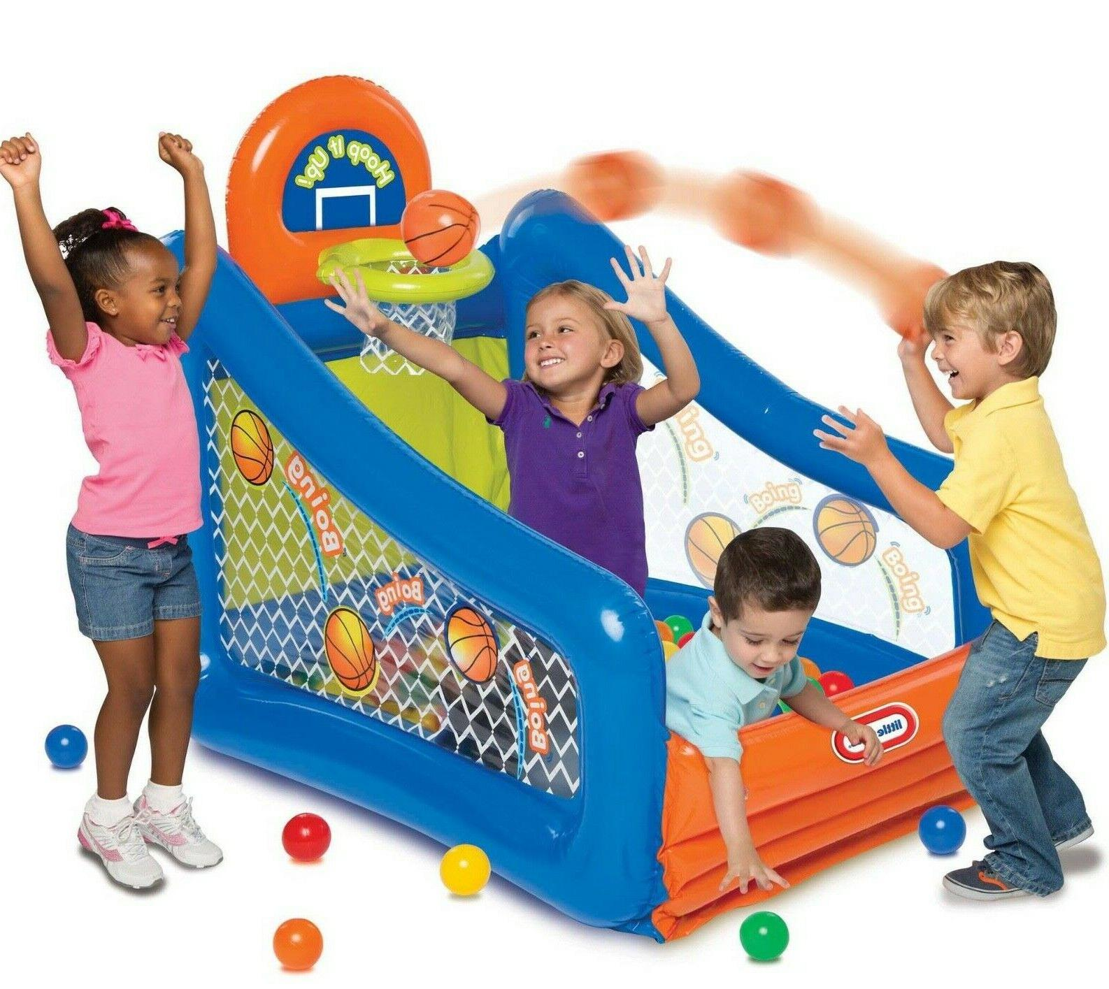 Jump Inflatable Bouncer Ball Play Sport Activity Center